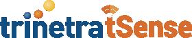 Trinetra T-Sense Logo