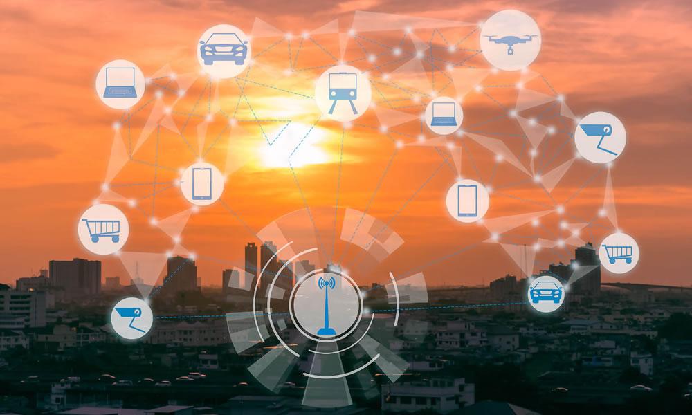 Trinetra T-Sense operates with future IoT technology upfront