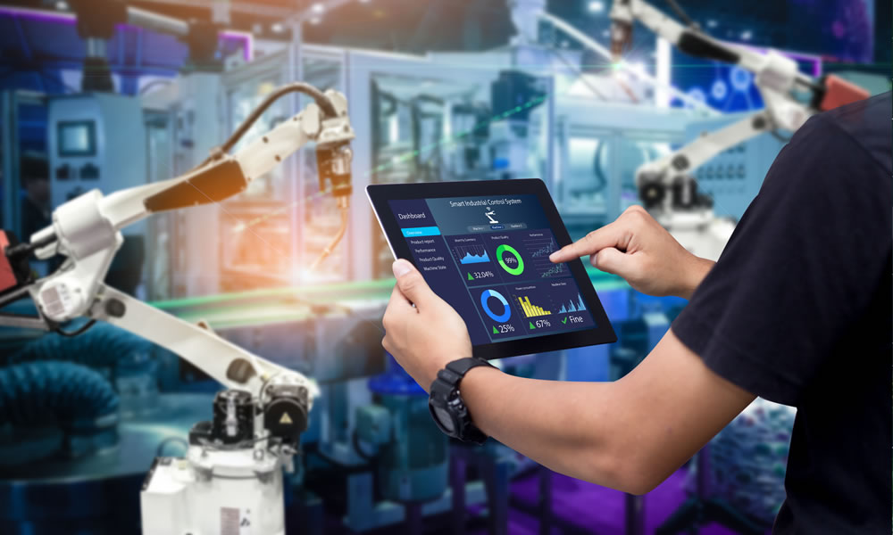 How to Achieve Digital Transformation in Manufacturing for the Next Level.