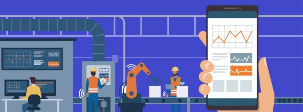 Manufacturing goes digital by connecting Machines and Platforms